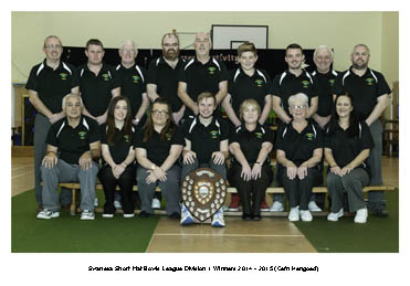 League division one winners